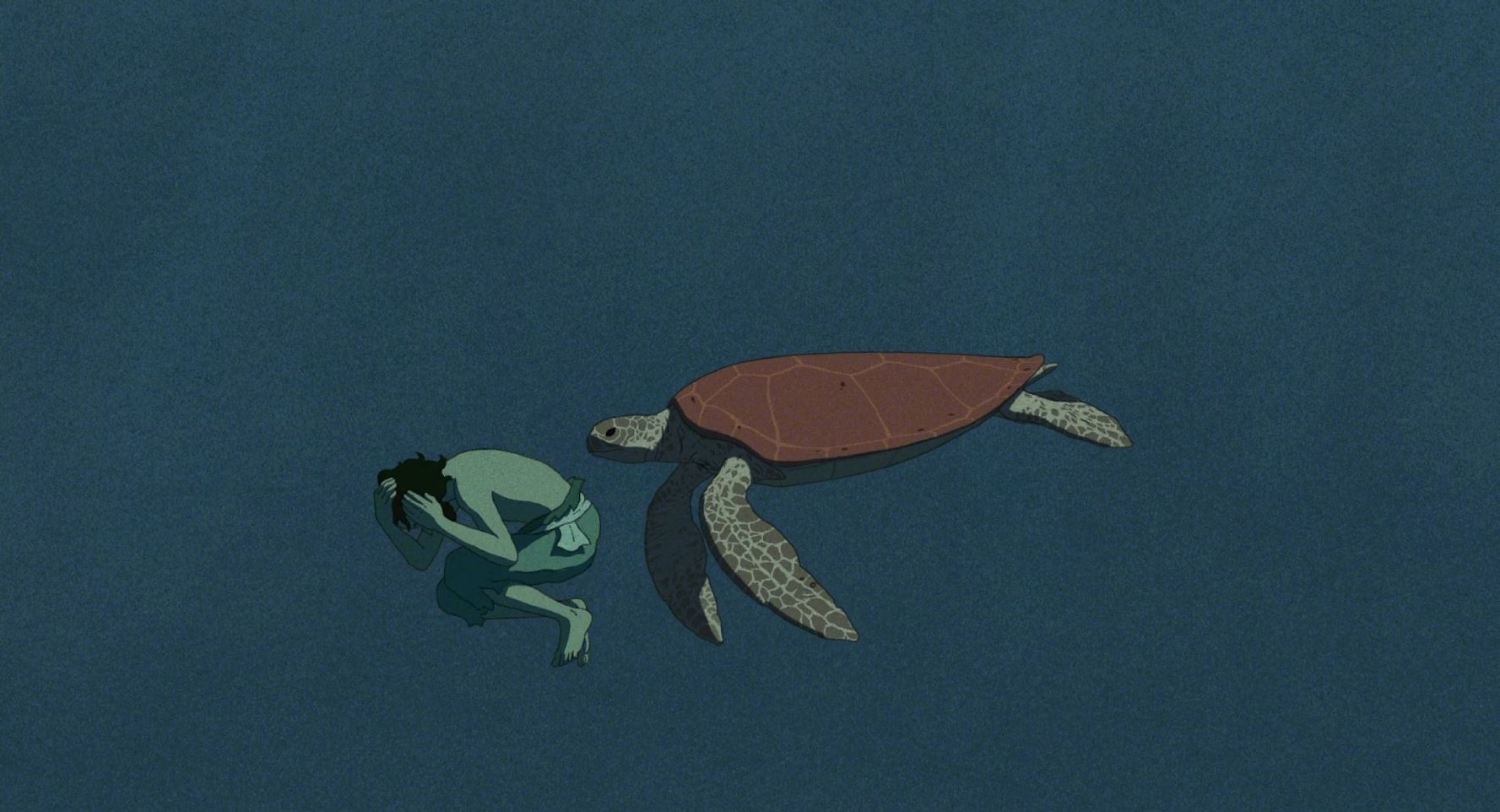 The Red Turtle Pop Verse