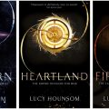 Worldmaker trilogy: Starborn, Heartland, Firestorm