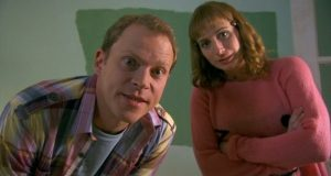 Peep Show using pov camera shots